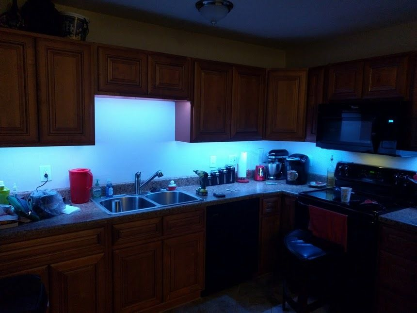 Image Result For Philips Hue Kitchen Apartment Inside