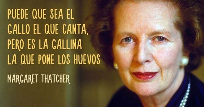 Resultado De Imagen De Margaret Thatcher Frases Celebres