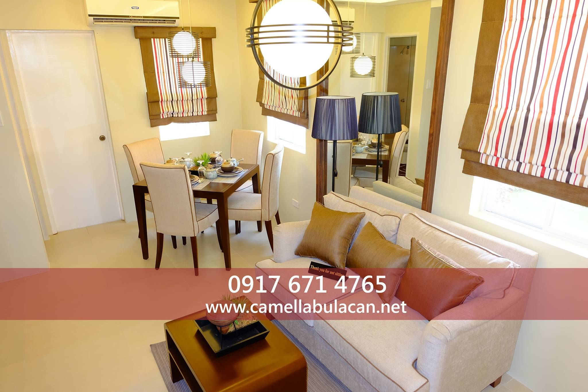 Marga Is Well Matched For Small And Starting Families Having A Floor Area Of 46 Square Meters And Lot Area Of 66 Square Meters This Model House Is With Images Model Homes