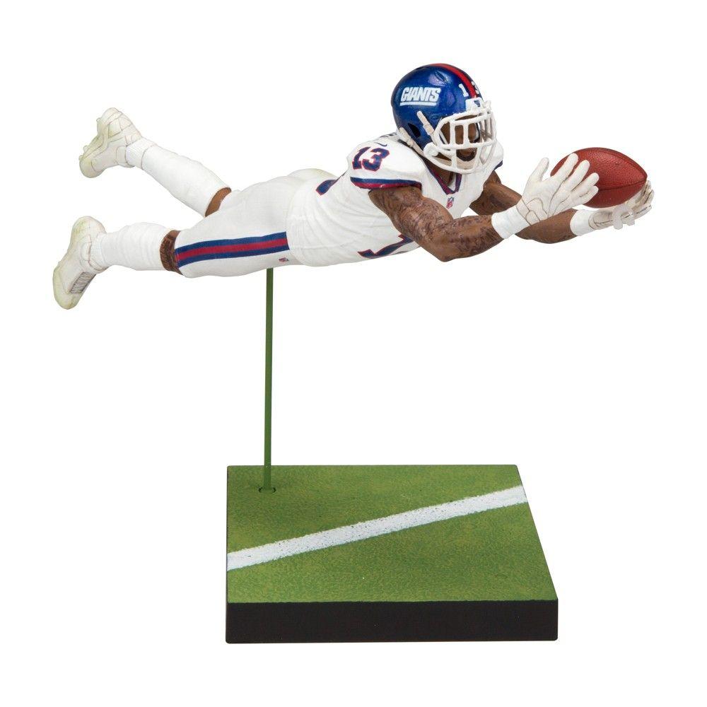 Saquon barkely figurine McFarlane Madden NFL 19 New York Giants