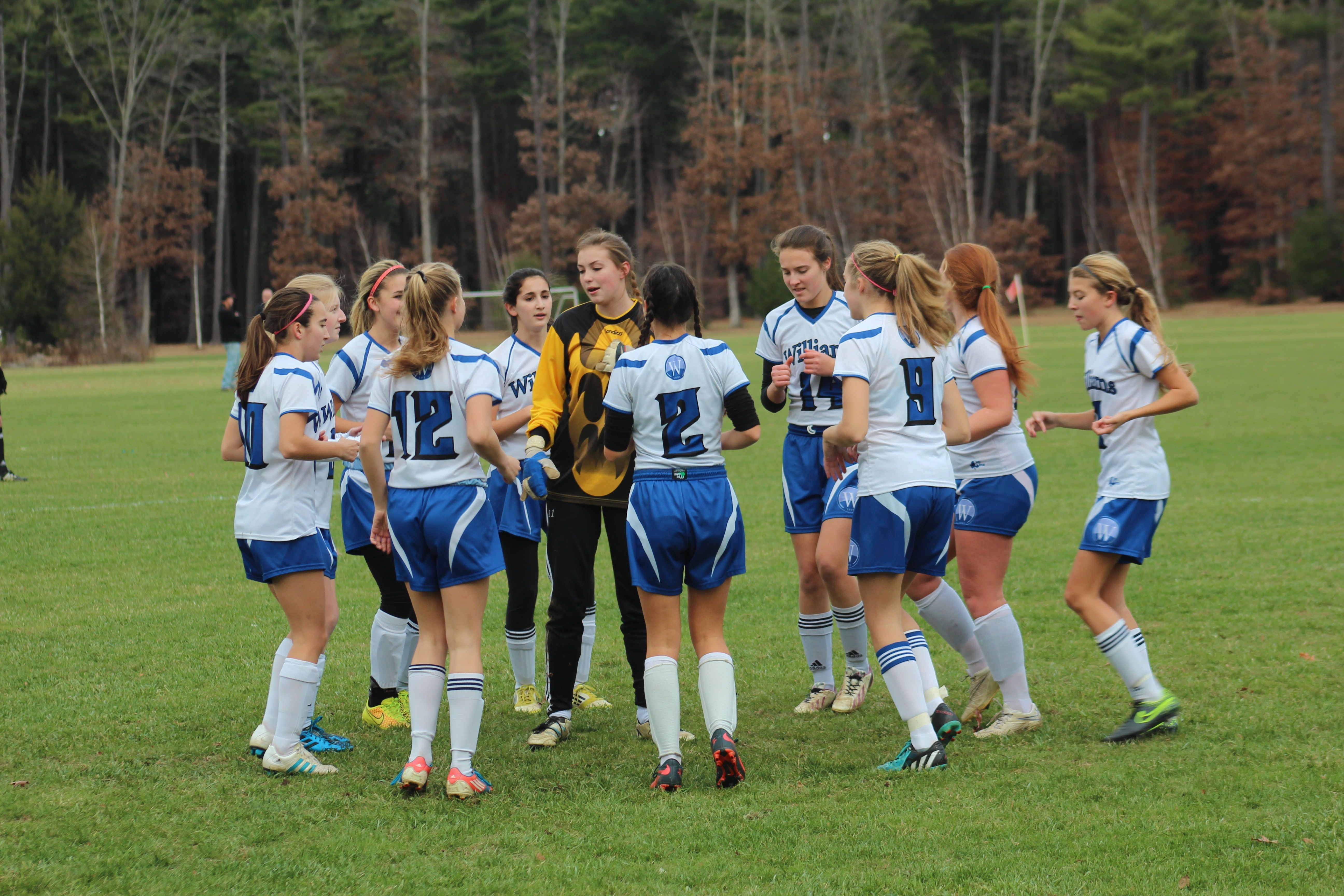 Girls Varsity Soccer Athlete Soccer Varsity