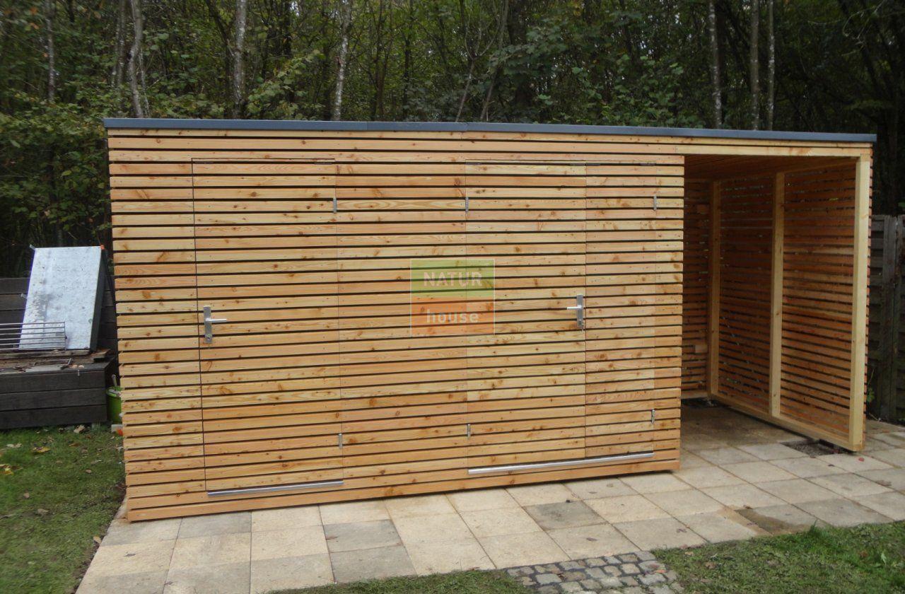Dreveny Zahradni Domek Na Naradi S7 Zahrada Zahradni Design