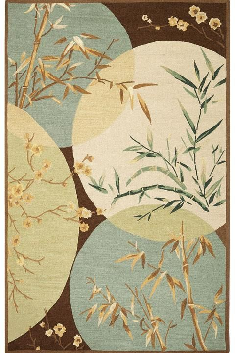 Mandarin Area Rug Hooked Rugs Wool Homedecorators