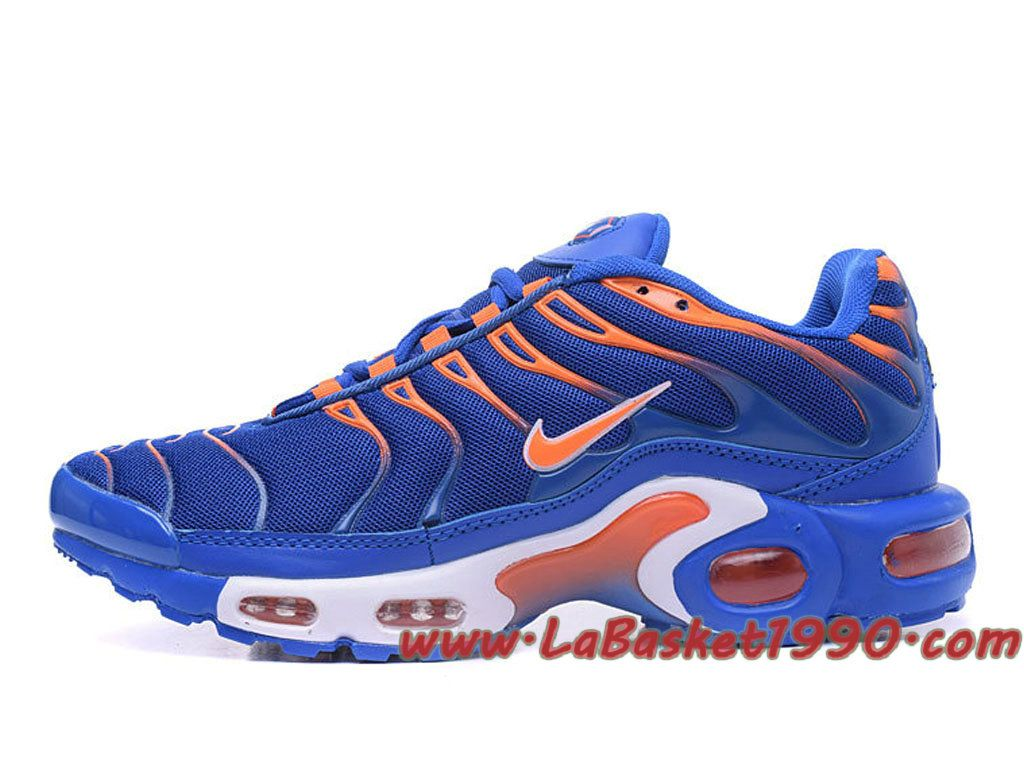 low cost 210f5 68b24 Homme Nike Air Max Plus Chaussures Tn Requin Pour Pas Cher Bleu Rouge