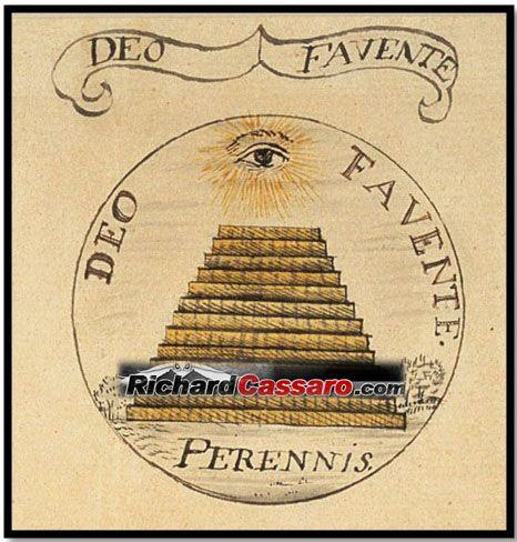 Secret Societies Good Or Evil Eye Symbol First Seal Secret