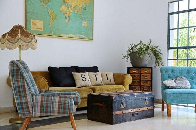 decorar casas pequenas con muebles viejos - Buscar con Google ...
