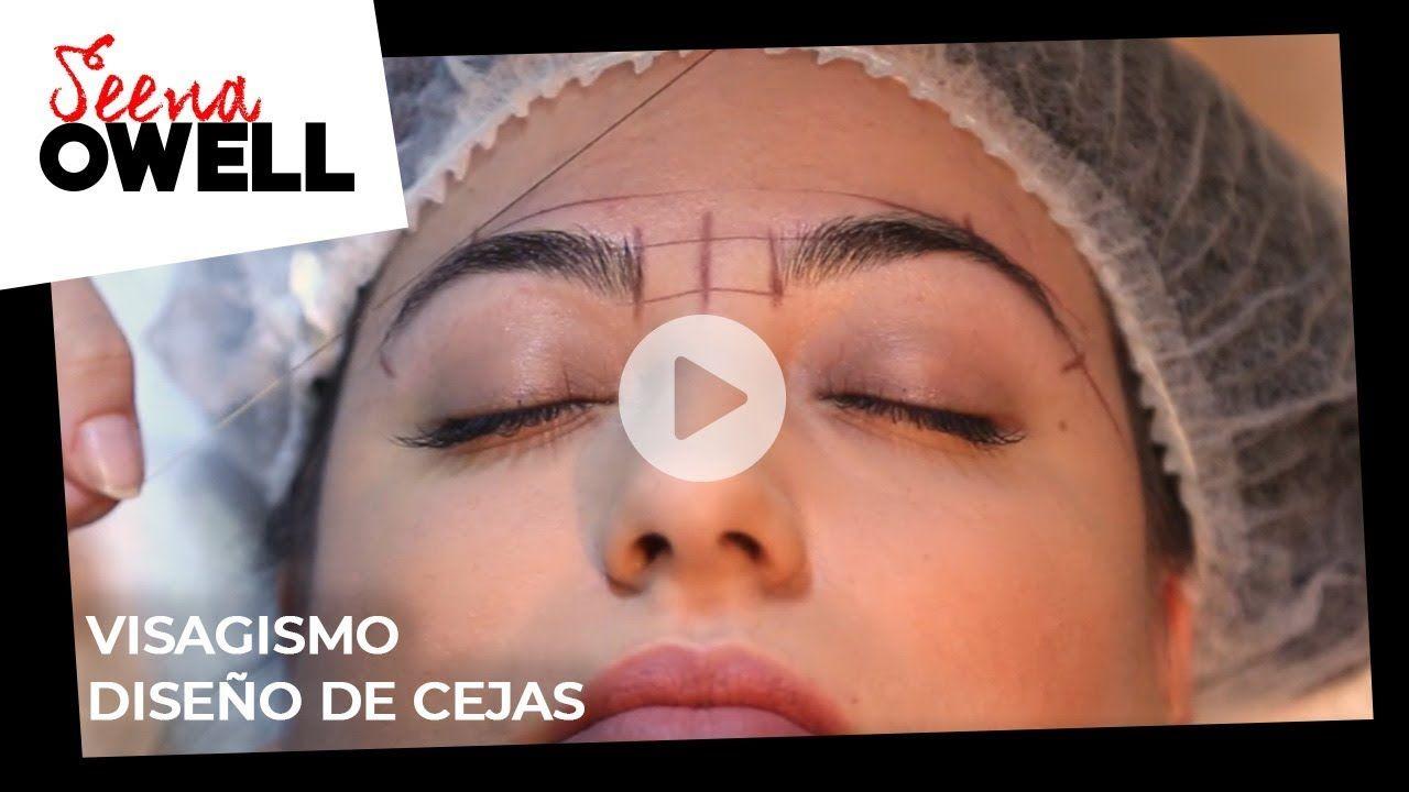 Visagismo Pasos Para Un Diseño De Cejas Perfecto Eyebrow Design Microblading Beauty Hacks