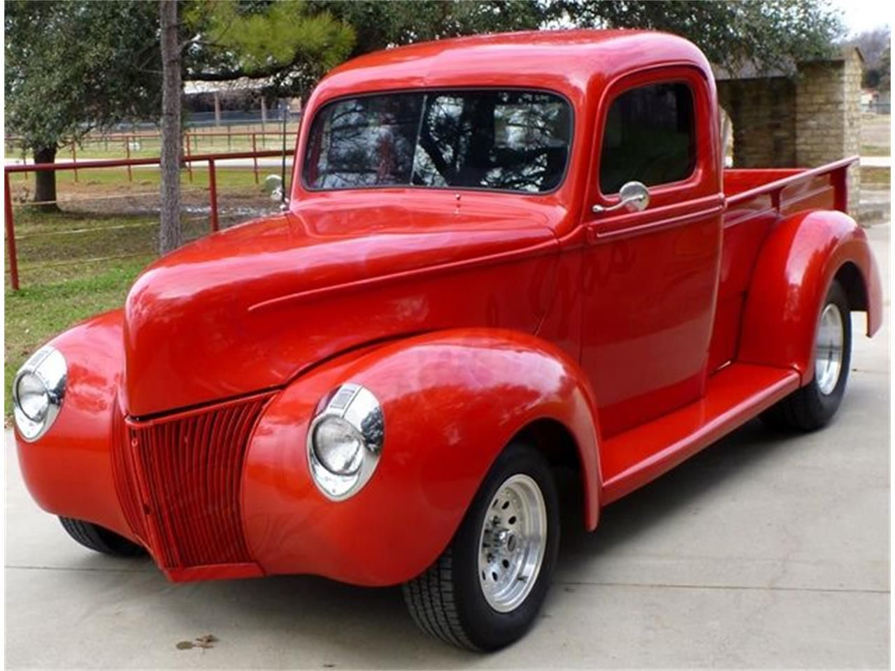 custom hot rod designs | 1940 Ford Pickup for Sale | ClassicCars.com ...