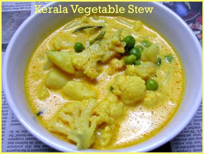 Kerala vegetable stew recipe how to cook kerala vegetable stew food kerala vegetable stew recipe forumfinder Image collections