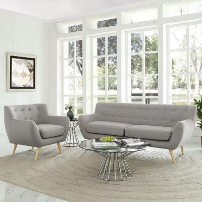 Langley Street Meggie 2 Piece Living Room Set Living Room Sets Living Room Sofa Set Cheap Living Room Sets