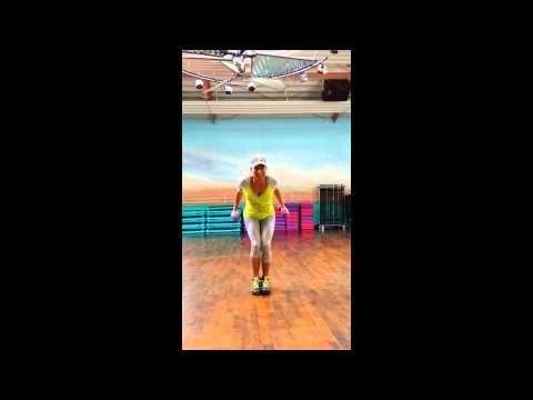 "Yanet's Class - Toning Triceps - ""Como le gusta a tu pueblo"" By Carlos Vives - YouTube"