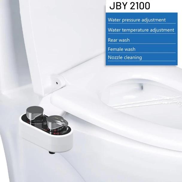 Non Electric Bidet Toilet Attachment In 2020 Bidet Toilet Seat Bidet Toilet Bidet Attachment