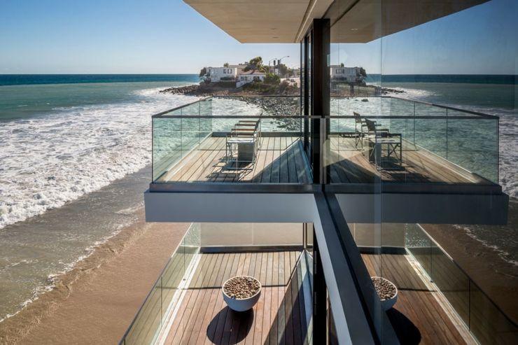 Maison d\u0027architecte de prestige à Malibu \u2013 Californie Pinterest