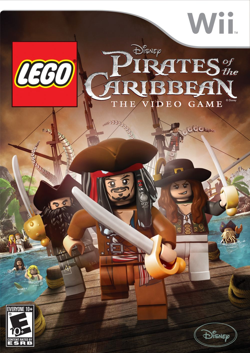 LEGO Pirates of the Caribbean: The Video Game   gifts for Ronan ...
