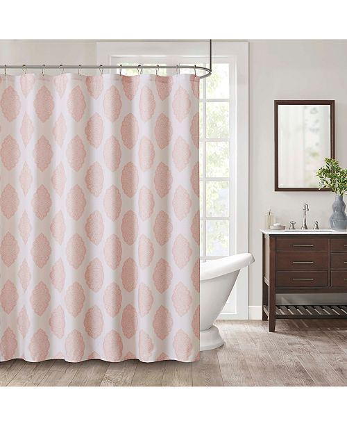 Blush Pink Shower Curtain Google Search Pink Shower Curtains