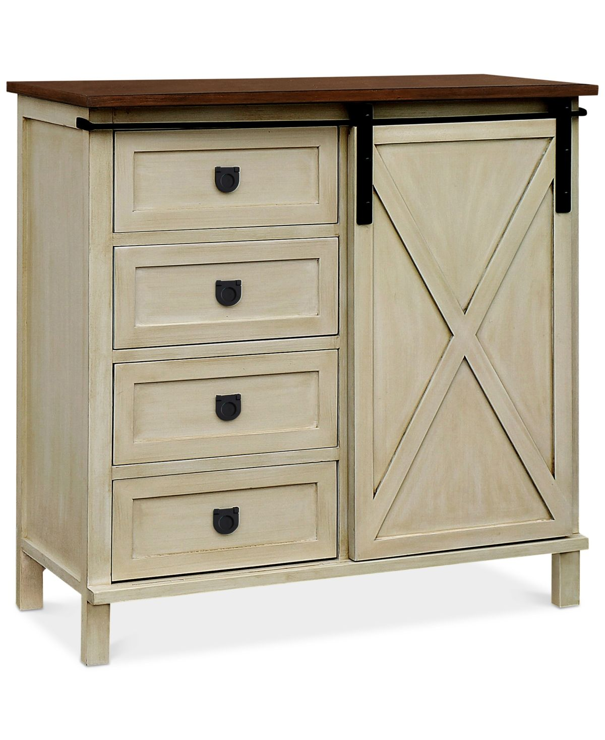 Gallerie Décor Channe 4Drawer & Reviews
