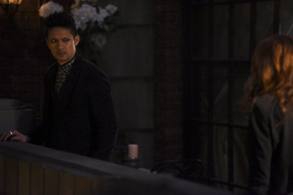 """Shadowhunters 2x10 - Promotional Photos - """"By the Light of Dawn """""""