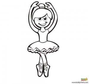 free ballerina coloring pages give us a twirl - Ballerina Coloring Pages Print