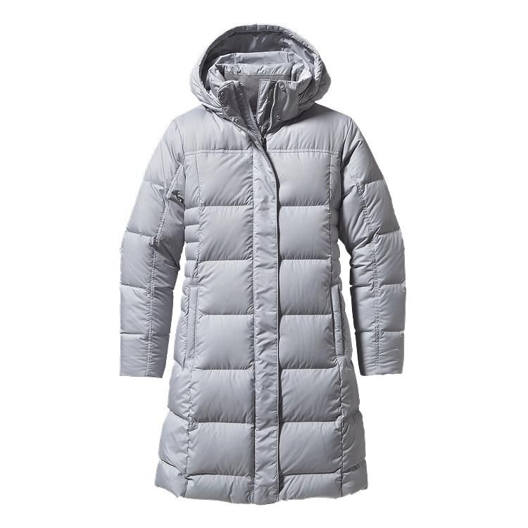 Women's Down With It Parka | Patagonia, Gray and Woman