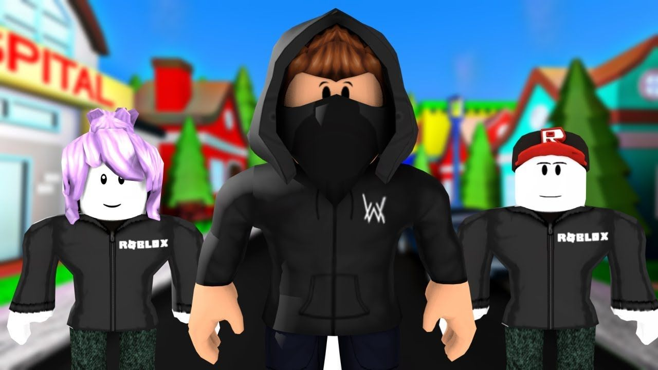 ROBLOX SAD NOOB STORY - The Spectre (Alan Walker) | music