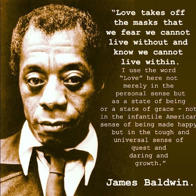 James A. Baldwin Quotes | Quote Addicts | Literature and ...
