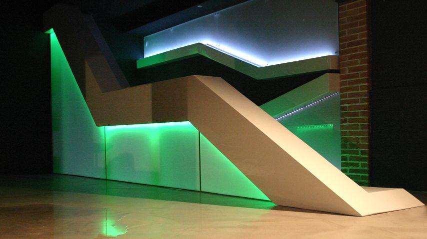 Neon faro srl insegna a targa con e senza illuminazione neon