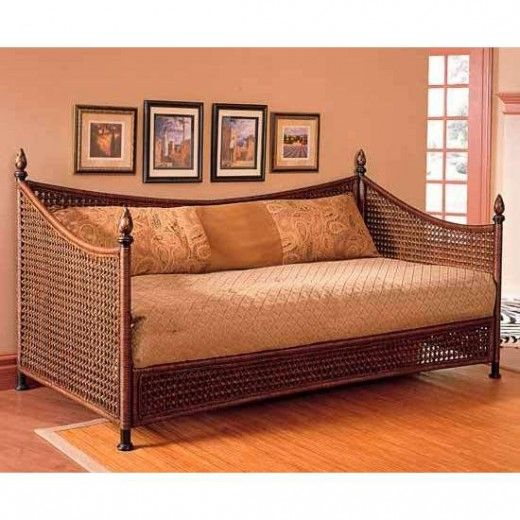 Daybeds And Trundle Beds New Luxury Items For The Spare Bedroom Wicker Daybed Wooden Daybed Daybed What is a daybed with trundle