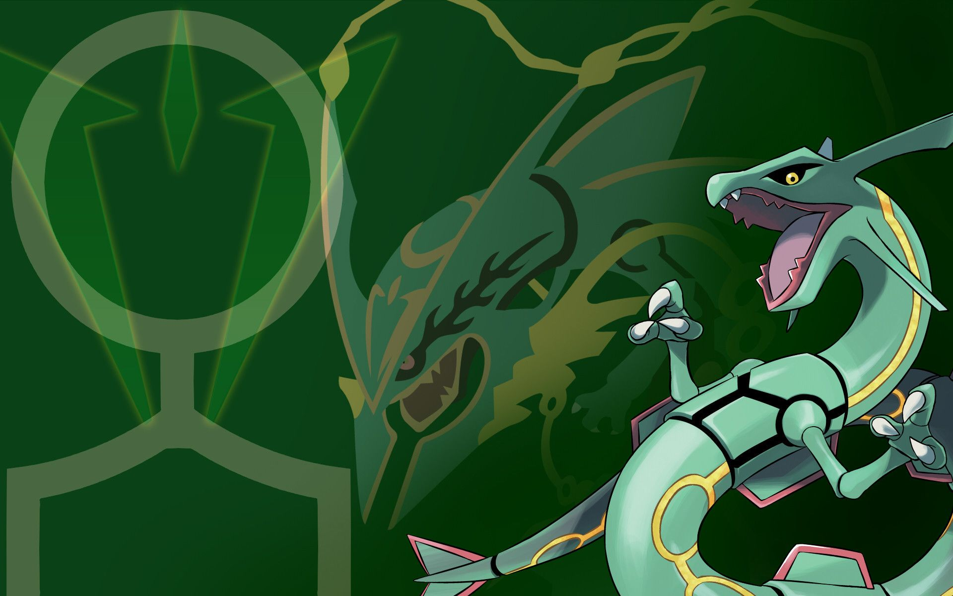 72 Shiny Rayquaza Wallpapers On Wallpaperplay Rayquaza Wallpaper Pokemon Backgrounds Pokemon Rayquaza
