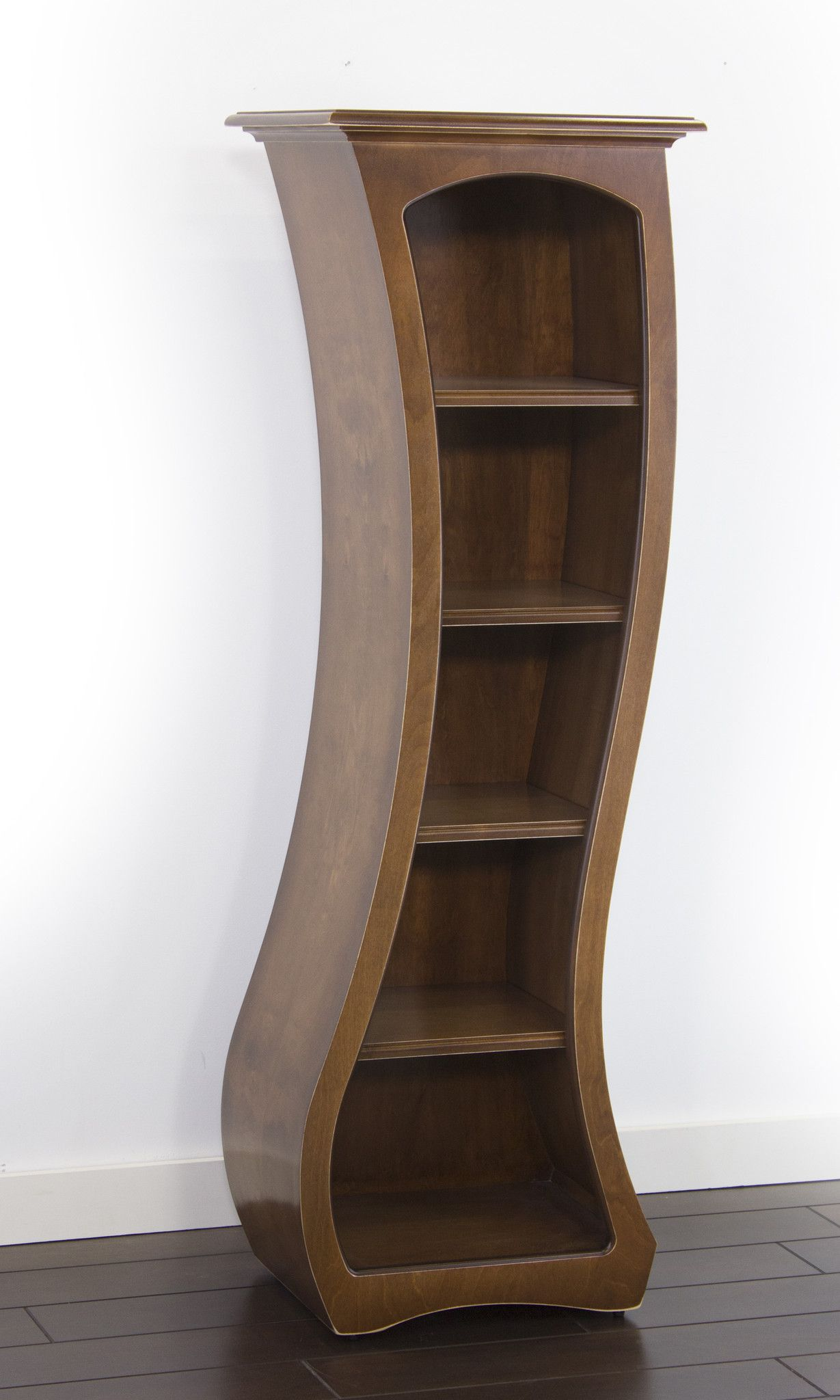 size 40 d9128 6fcf9 Modern, Curved Bookcase by Dust Furniture | Projects in 2019 ...