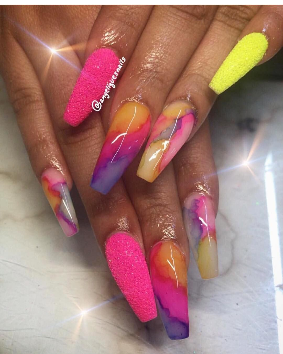 Nails of Instagram 😱 Best Acrylic Nail Compilation 2019 #1