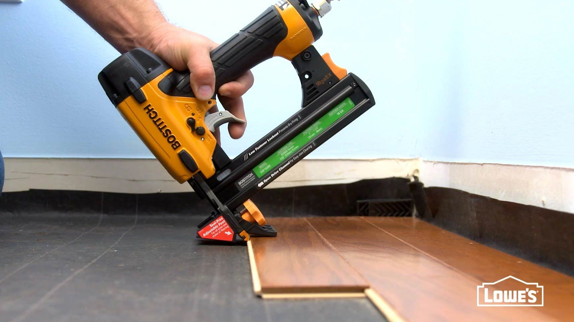 Installing Engineered Hardwood Flooring Part 1 Floating Floor