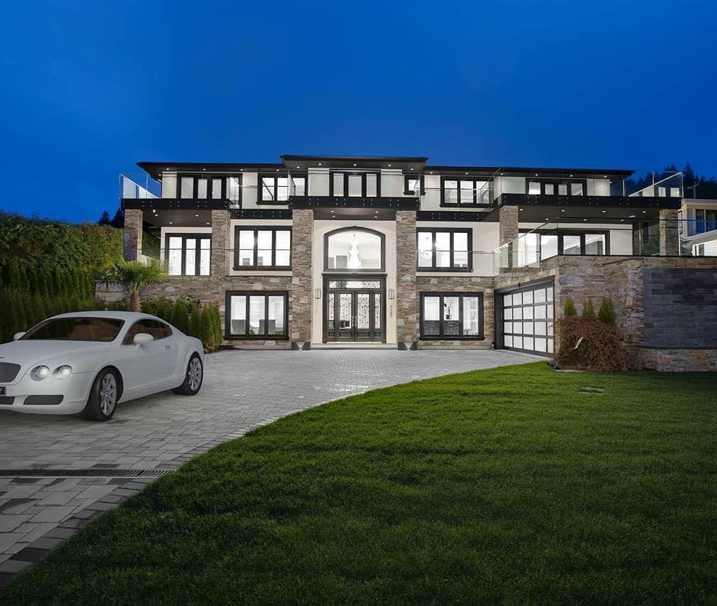 Vancouver Luxury Condos: Luxury New Build 🌍 725 Greenwood Road, West Vancouver