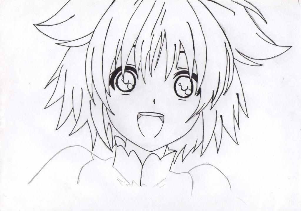 Dibujo manga anime dibujos y aprender a dibujar anime - Pasos para pintar ...