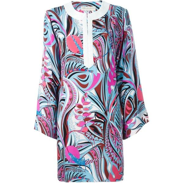 printed bathrobe - Multicolour Emilio Pucci Collections Cheap Price Buy Cheap Hot Sale Outlet Shopping Online Shop For Cheap Online EmNKEzj