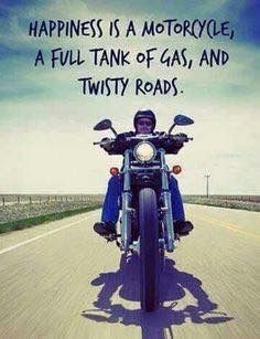 Pin By Lauren On Happiness Is Continued Biker Quotes Motorcycle Motorcycle Quotes