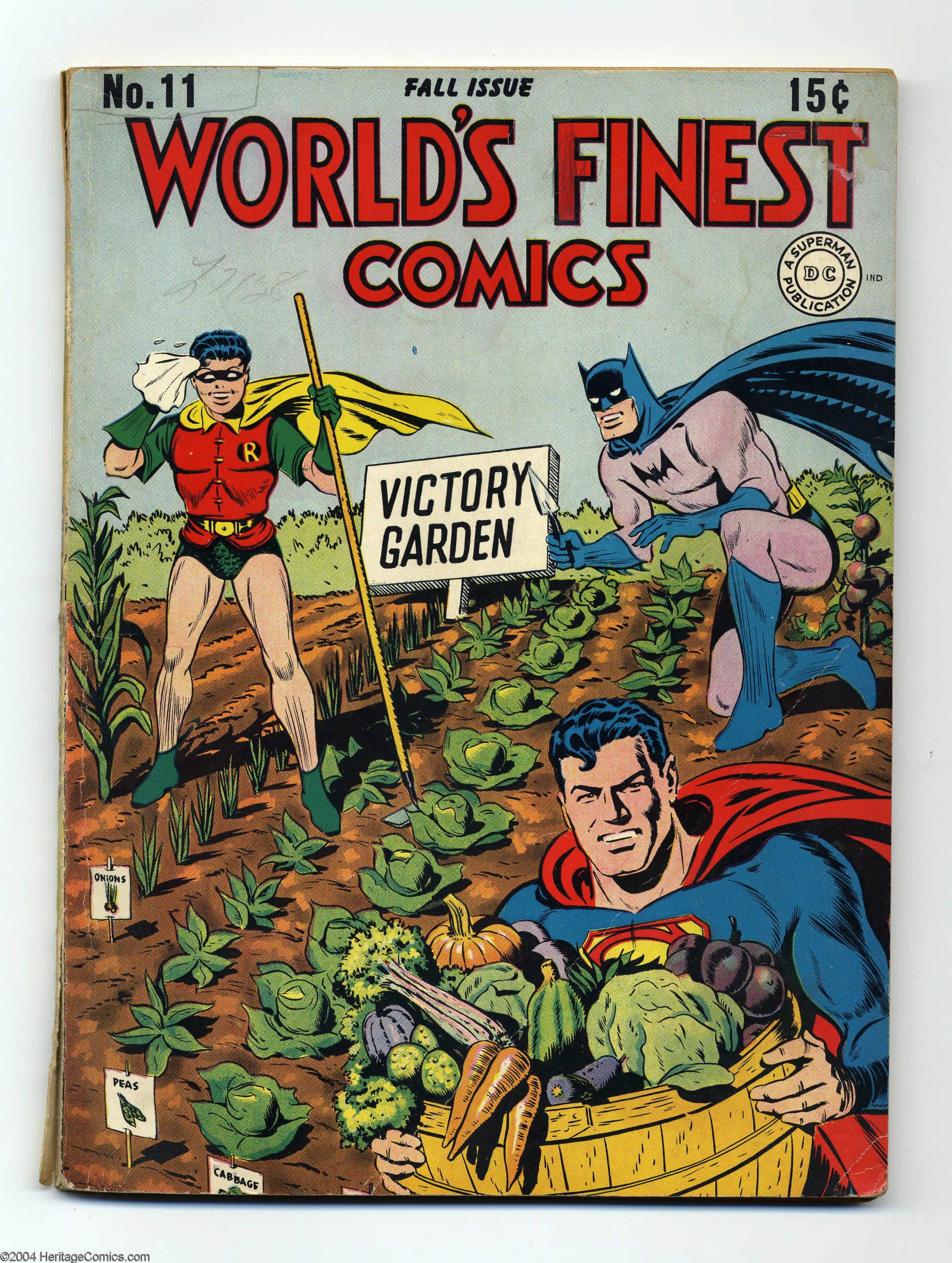 1943 - Before our comic book heroes\' values were replaced with ...