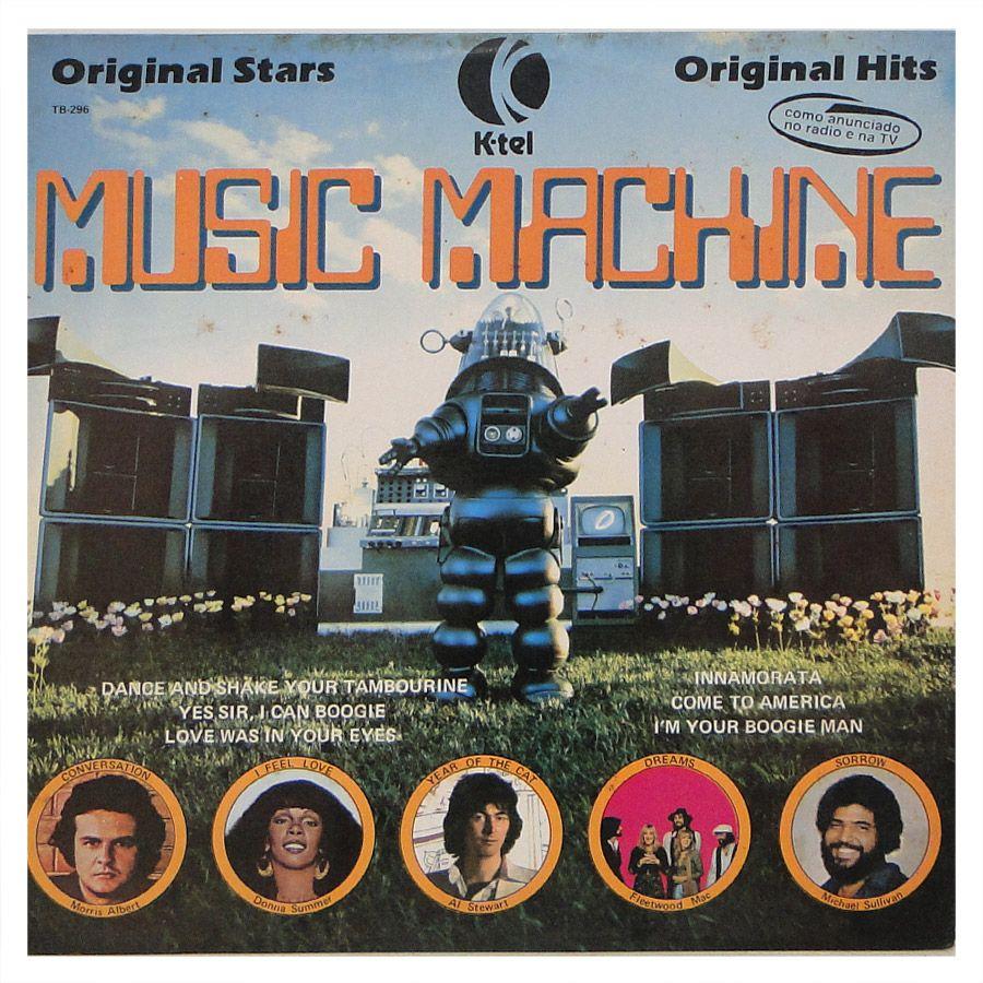 Disco de vinil Music Machine - K-tel é na Vinil Records, sua loja online de discos de vinil.