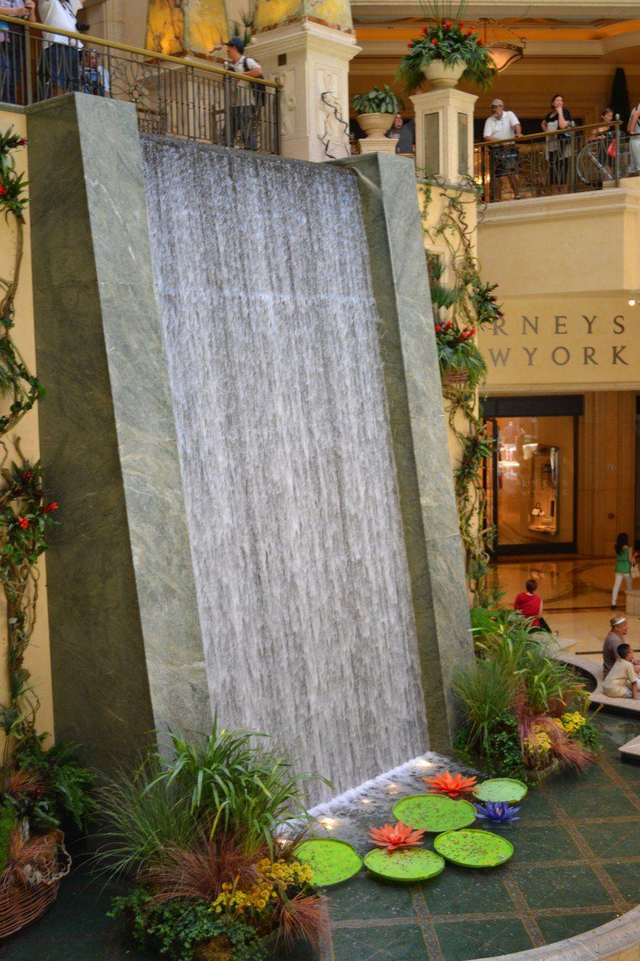 Indoor waterfall by draculasbride01 on deviantart - Waterfall designs for indoor ...