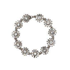 Adorable bracelet - crystal gardens tennis bracelet