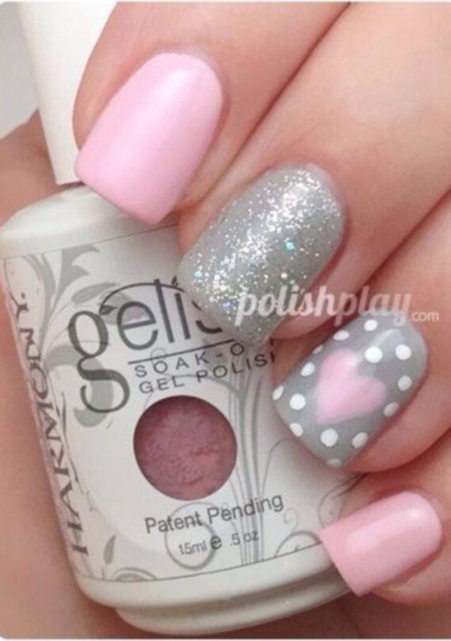 New And Latest Nail Art Designs Ideas Trends For Girls 2014
