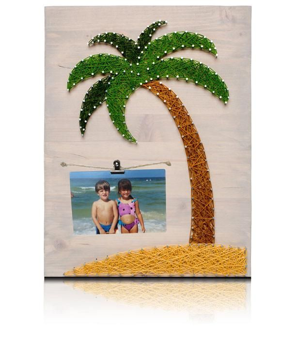 Palm Tree Picture Frame Kit Palm Tree Outline Pinterest Palm