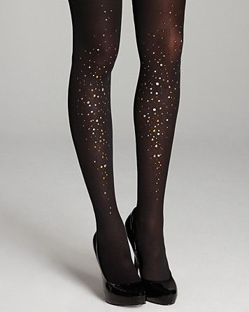 03a30d7c4ee03 Pretty Polly Embellished Sparkle Tights | Bloomingdale's | Marissa ...