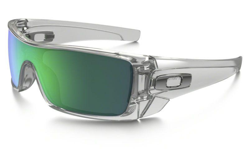 Jade Sunglasses Batwolf Clear 5427 Polished Oo9101 Oakley Iridium xrtshQdC