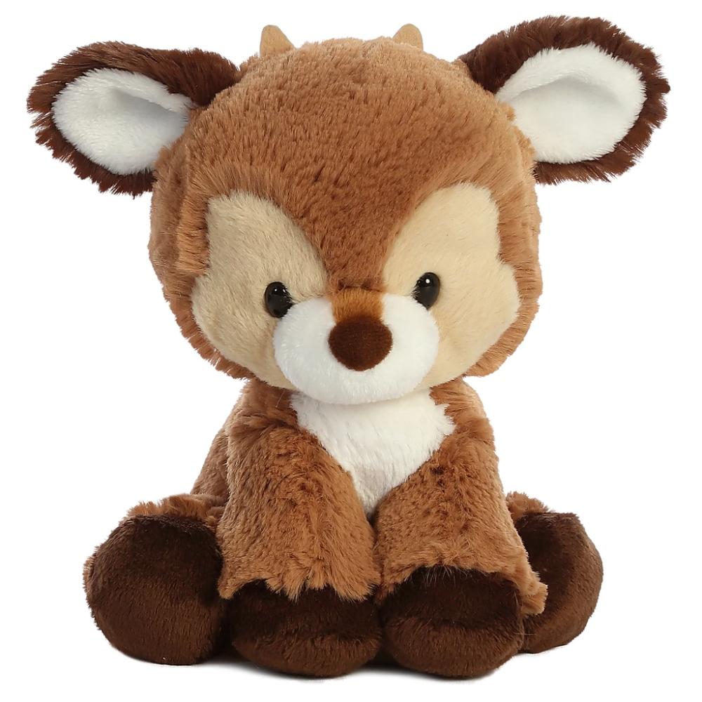 Aurora 8 Dashing Reindeer Teddy Plush Toys Llc Cute Stuffed Animals Plush Animals Kawaii Plushies [ 1000 x 1000 Pixel ]