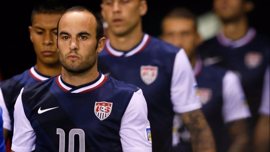 landon donovan came of age as us mexico soccer rivalry blossomed