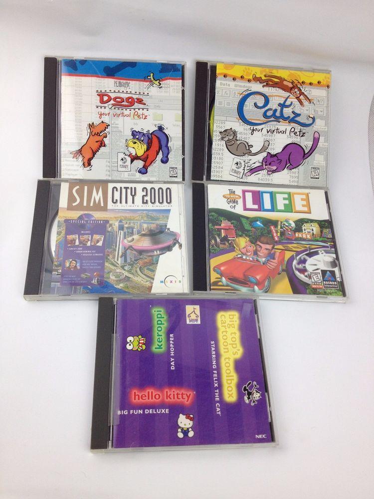 Catz computer game