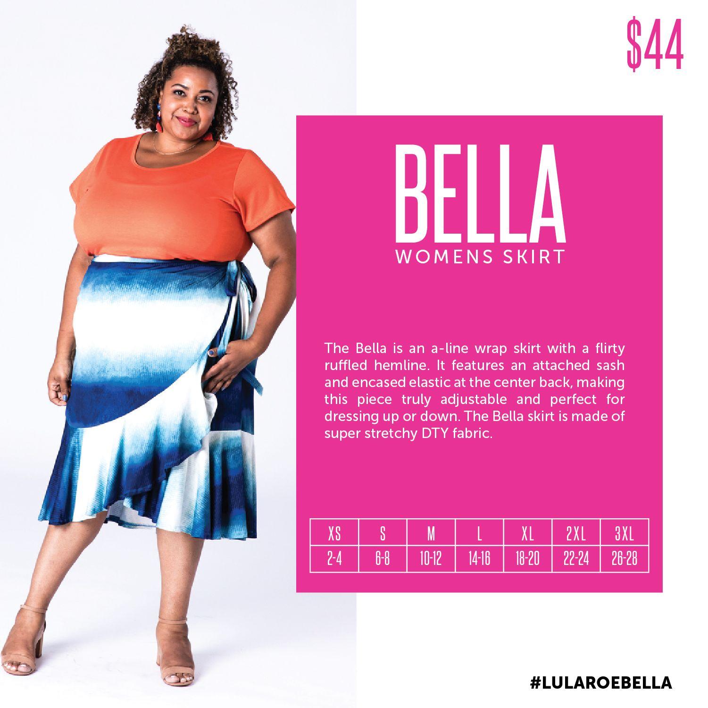 LuLaRoe Introducing the new women's skirt, Bella!! 2019