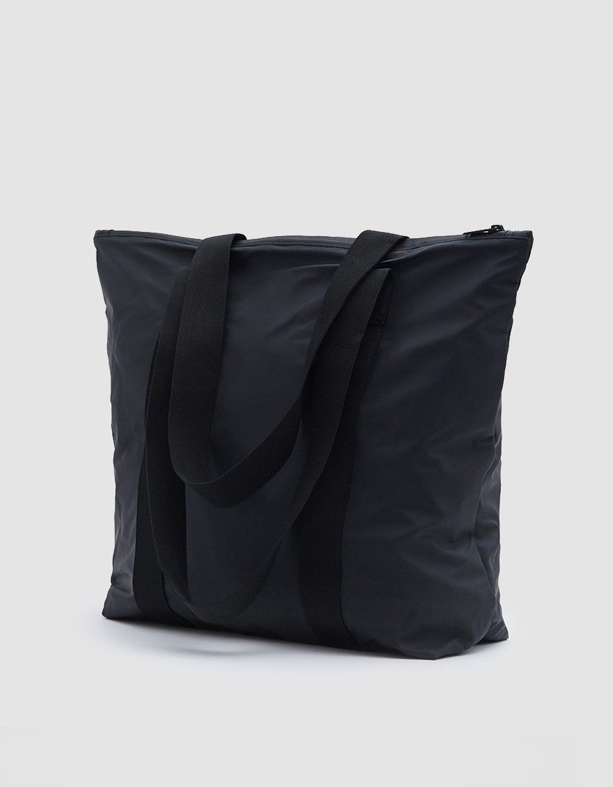 Rains   Tote Bag Rush in Black  4e3fc8e9318d4