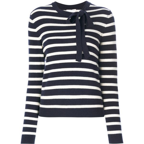 Finishline Cheap Price Low Price Online round neck sweater - Blue Chinti and Parker Free Shipping Pick A Best qoLf6bS