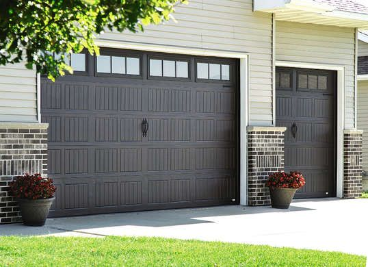 Re Do Your Home Exterior With A New Garage Door Garage Door Installation Steel Garage Doors Carriage Style Garage Doors